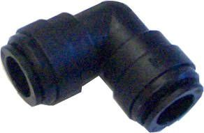 Push fit equal elbow 12mm