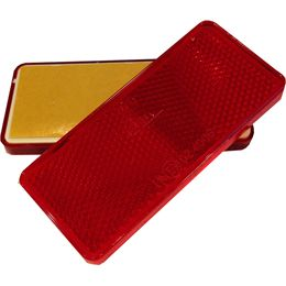 Red reflectors self adhesive (2)