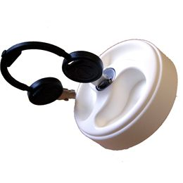 Tank filler cap white